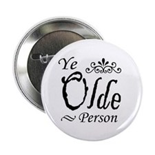 """'Ye Olde Person' 2.25"""" Button"""