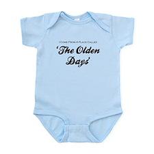 'Olden Days' Infant Bodysuit