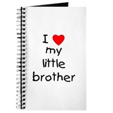 I love my little brother Journal