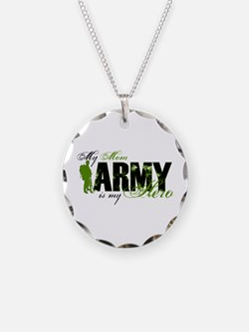 Mom Hero3 - ARMY Necklace