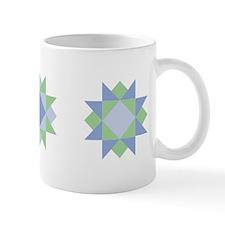 Quilter's Star Block Mug