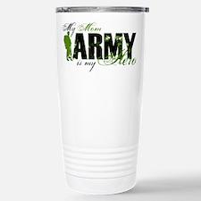 Mom Hero3 - ARMY Stainless Steel Travel Mug