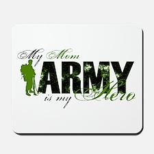 Mom Hero3 - ARMY Mousepad