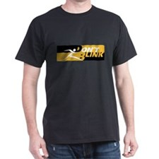 Don't Blink Sports T-Shirt