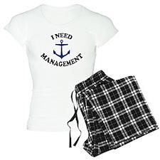 'Anchor Management' Pajamas