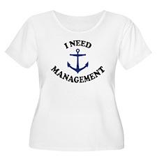 'Anchor Management' T-Shirt
