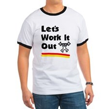 'Let's Work It Out' T