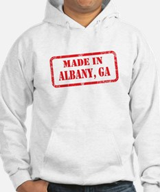 MADE IN ALBANY Hoodie