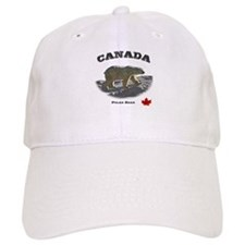 Canada - the Polar Bear Baseball Cap