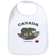 Canada - the Polar Bear Bib