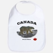Canada - the Polar Bear Bib