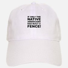 Native American Baseball Baseball Cap