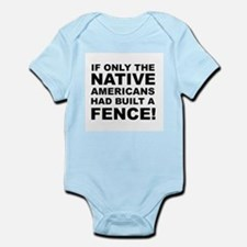 Native American Infant Creeper