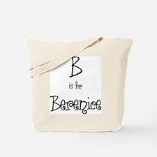B Is For Berenice Tote Bag