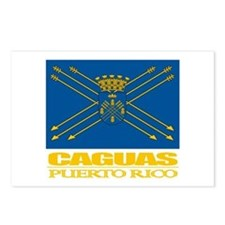 Caguas Flag Postcards (Package of 8)