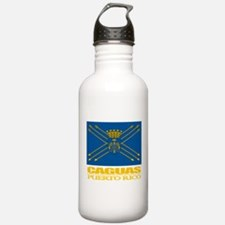 Caguas Flag Water Bottle