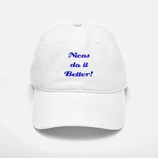 Nicas do it Better! Baseball Baseball Cap