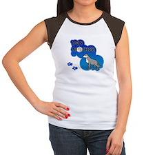 Den Mother Women's Cap Sleeve T-Shirt