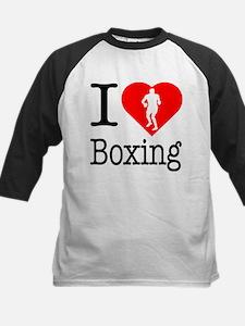 I Love Boxing Tee