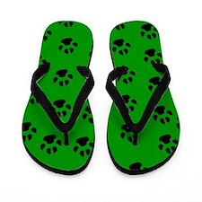 Husky Pride Flip Flops