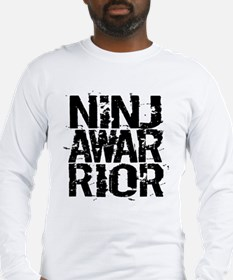 NINJA WARRIOR Long Sleeve T-Shirt