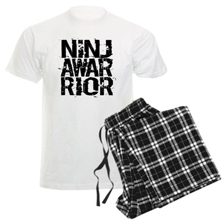 NINJA WARRIOR Men's Light Pajamas