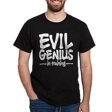 Evil Genius In Training T-Shirt