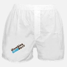 Retro Marching Band Boxer Shorts