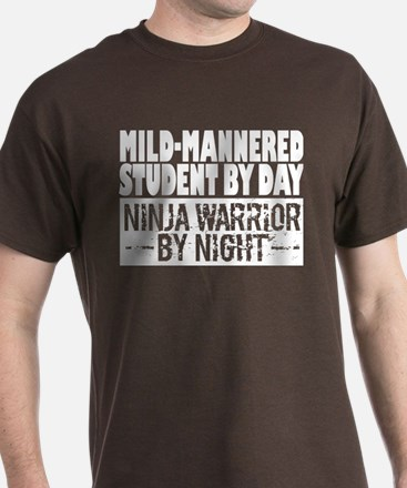 Student by Day/Ninja by Night T-Shirt