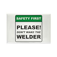 Welder / Wake Rectangle Magnet