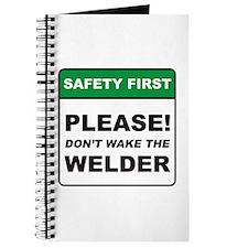 Welder / Wake Journal