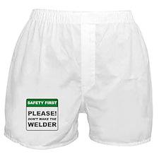Welder / Wake Boxer Shorts