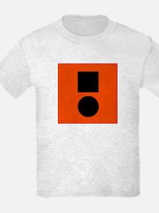 Universal Distress Flag T-Shirt
