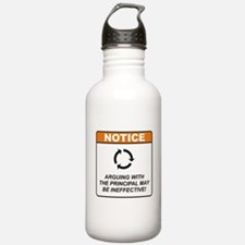 Principal / Argue Water Bottle