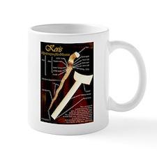 Ivory Keris Mug