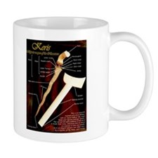 Ivory Keris Small Mug