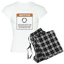 Bookkeeper / Argue Pajamas