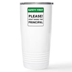 Principal / Wake Travel Mug
