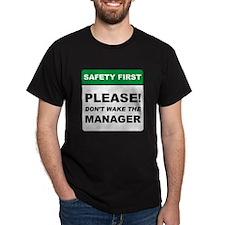 Manager / Wake T-Shirt