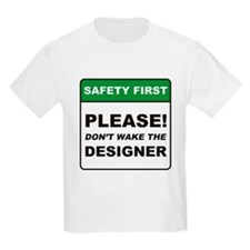 Designer / Wake T-Shirt