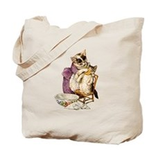 Miss Moppet Gets a Bath Tote Bag