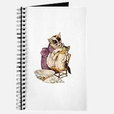 Miss Moppet Gets a Bath Journal