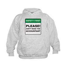 Accountant / Wake Hoodie