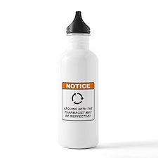 Pharmacist / Argue Water Bottle