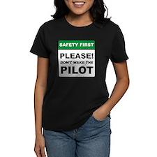 Pilot / Wake Tee