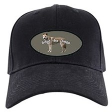 Baseball Hat with Save the Dingo logo