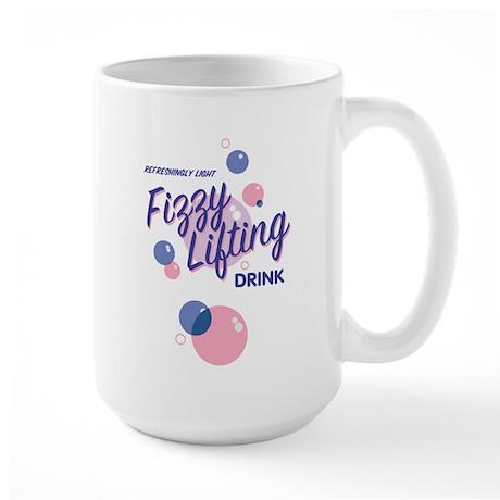 Fizzy Lifting Drink Large Mug