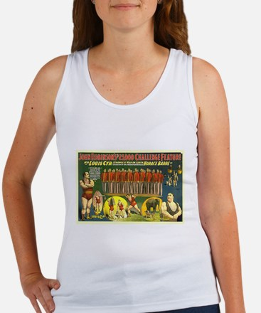 The Strongest Man On Earth Women's Tank Top