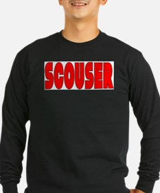 Scouser Red w/Black T