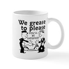 Grease to Please Mug
